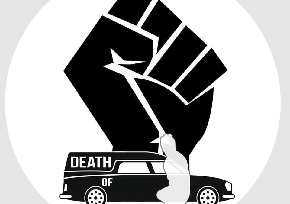 Funeral Procession for the Death of Racism – Milwaukie